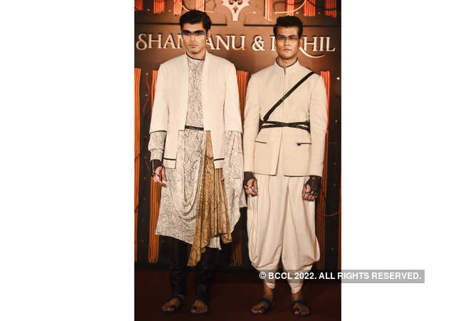 Shantanu And Nikhil Invited To Showcase At Uk Gallery Delhi News Times Of India