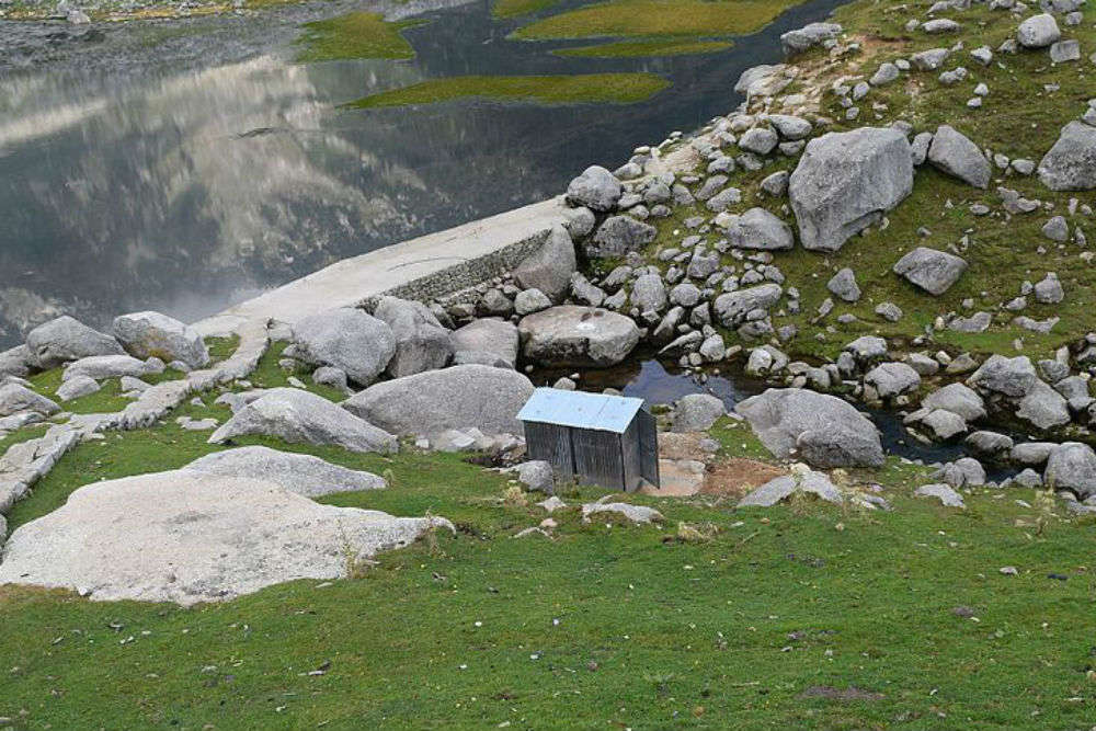 Secret mountain escapes: Kareri Lake trek