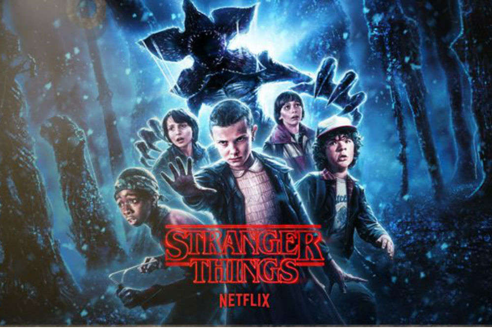 Universal Studios gearing up with 'Stranger Things' for Halloween
