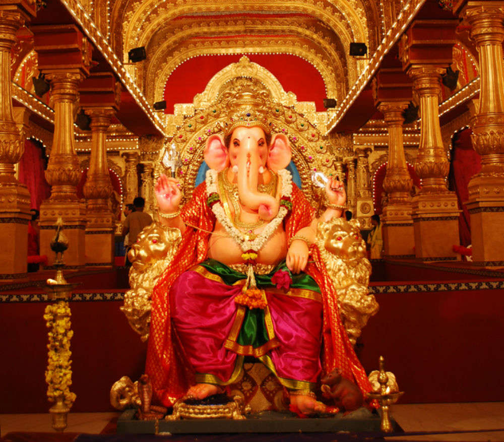 Popular pandals to visit and celebrate Ganesh Chaturthi in Mumbai