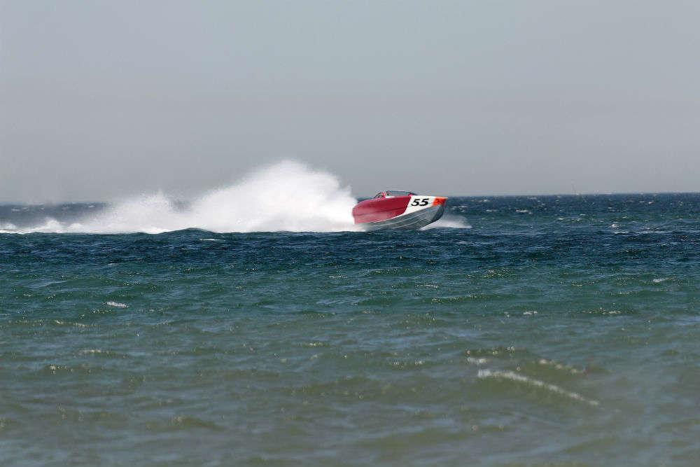 Amravati all set to host Formula 1 Powerboat Racing World Championship