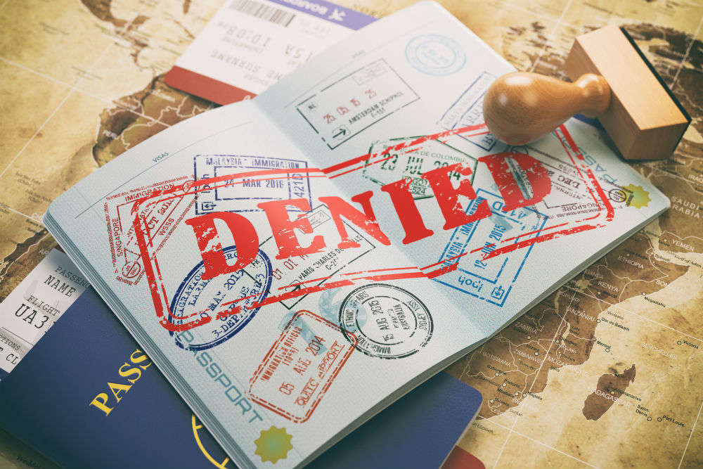 Pay pending traffic fines, if any, to get your passport application sanctioned