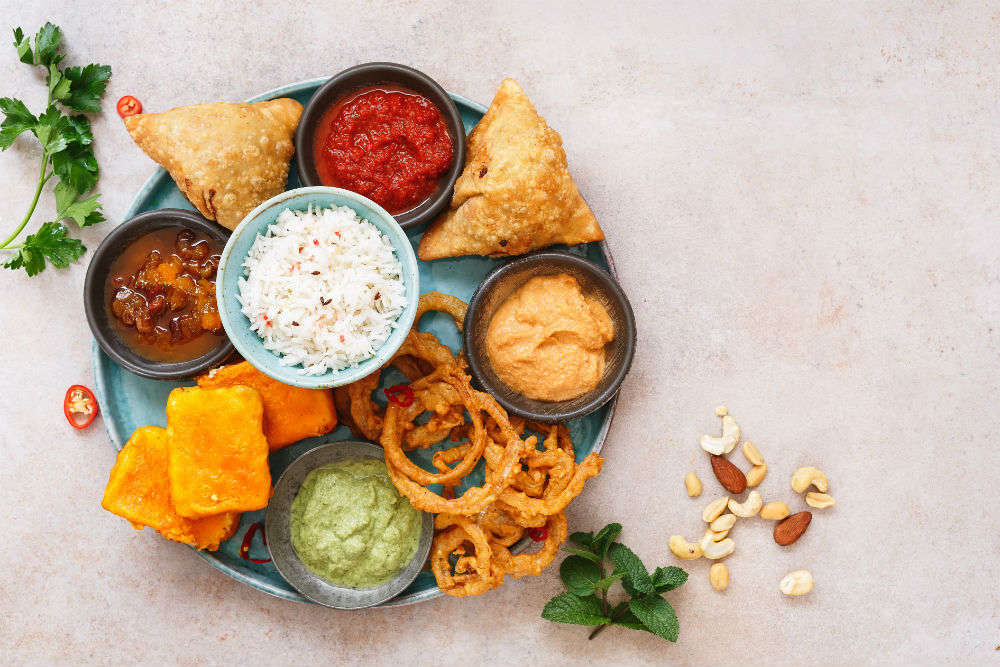 The pictures say it all - 9 tempting thali meals from the states of India