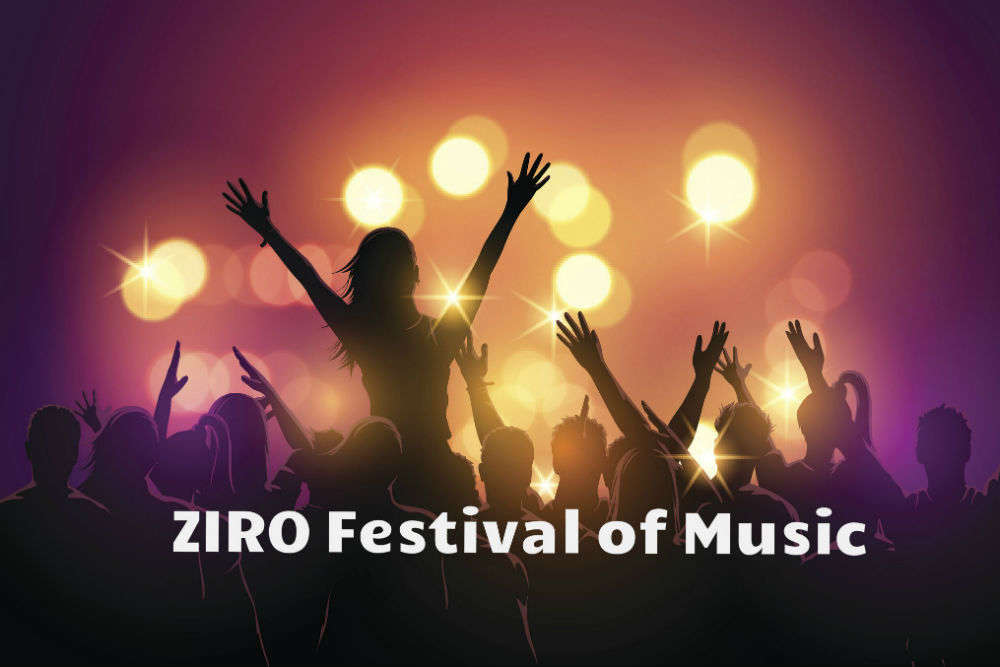 It is September, and all roads are leading to the Ziro Festival of Music