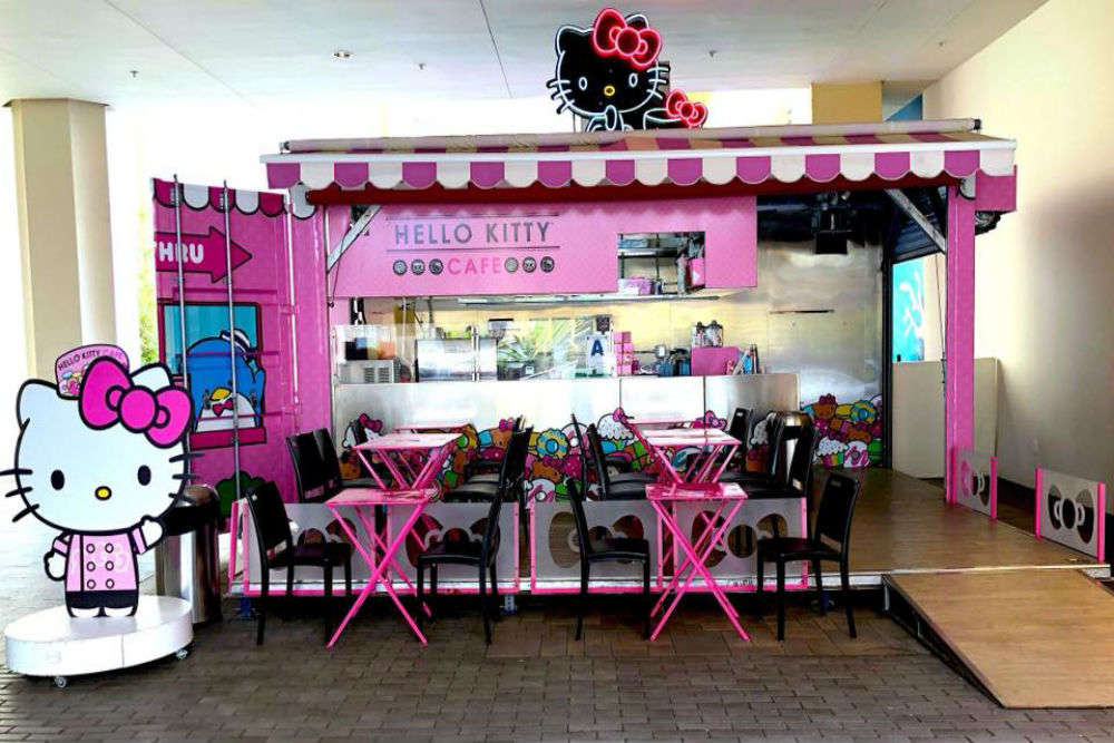 Cute alert! This Hello Kitty Café in California is winning hearts with its cuteness