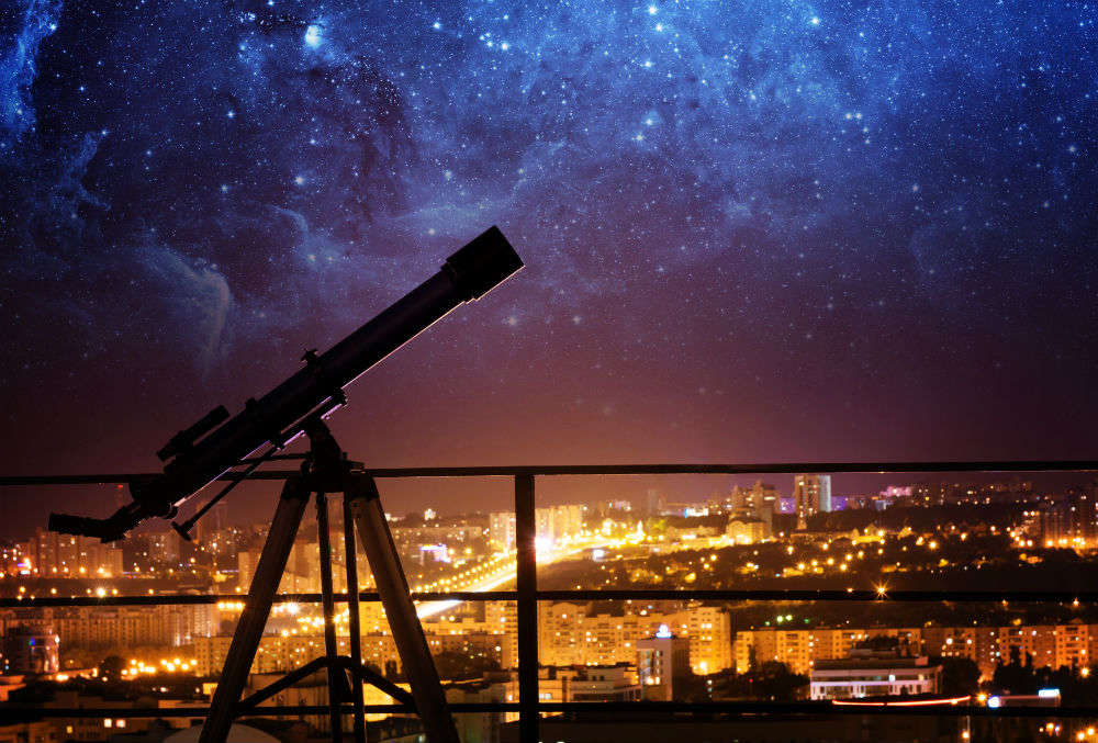For the ultimate 'Star Wars', visit India's popular astronomical observatories