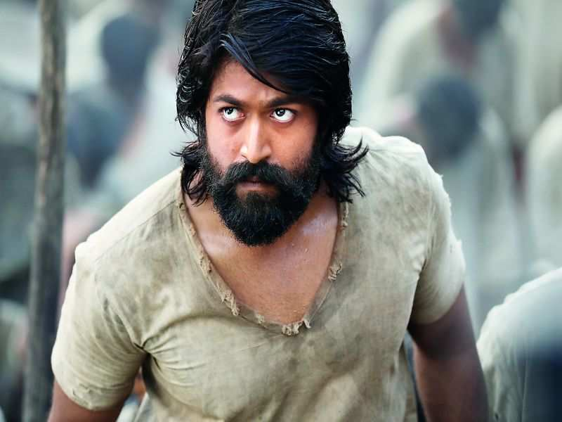 Kgf Is About Greed And Gold Kannada Movie News Times Of India