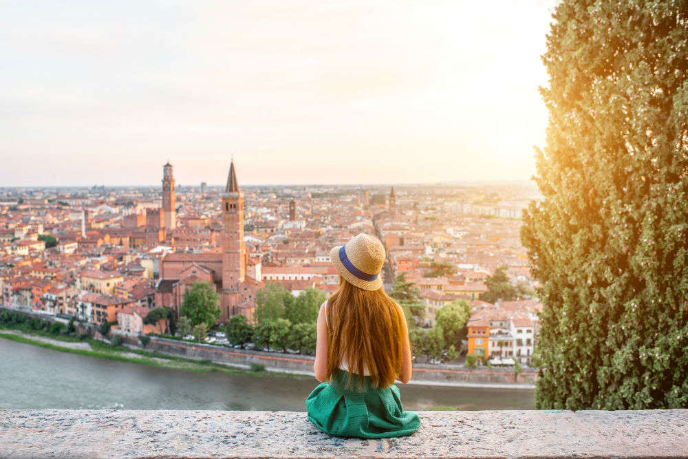 I travelled solo to Europe, and here's what every solo female traveller must know