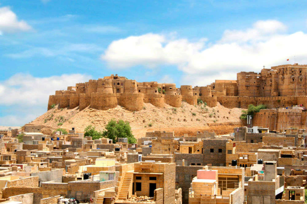 How to capture the best of Jaisalmer in two days?