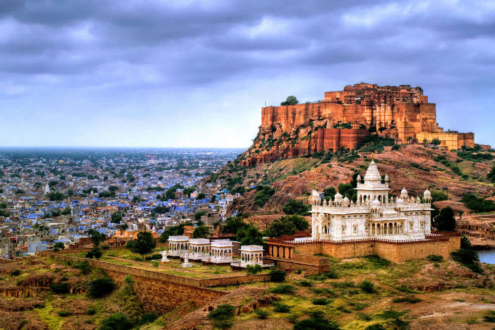 Discovering Jodhpur—24 hours in the 'Blue City'