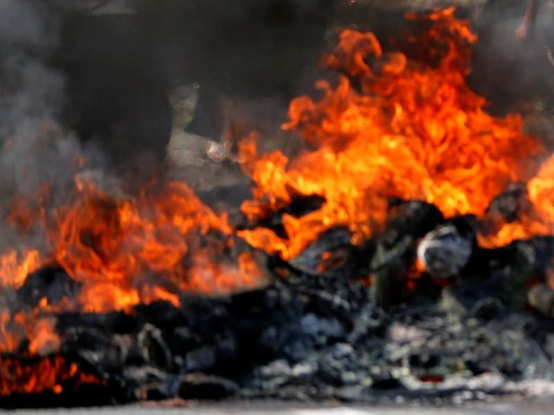 Andhra Pradesh: 3 dead, 3 injured in fire mishap while illegally making firecrackers at home
