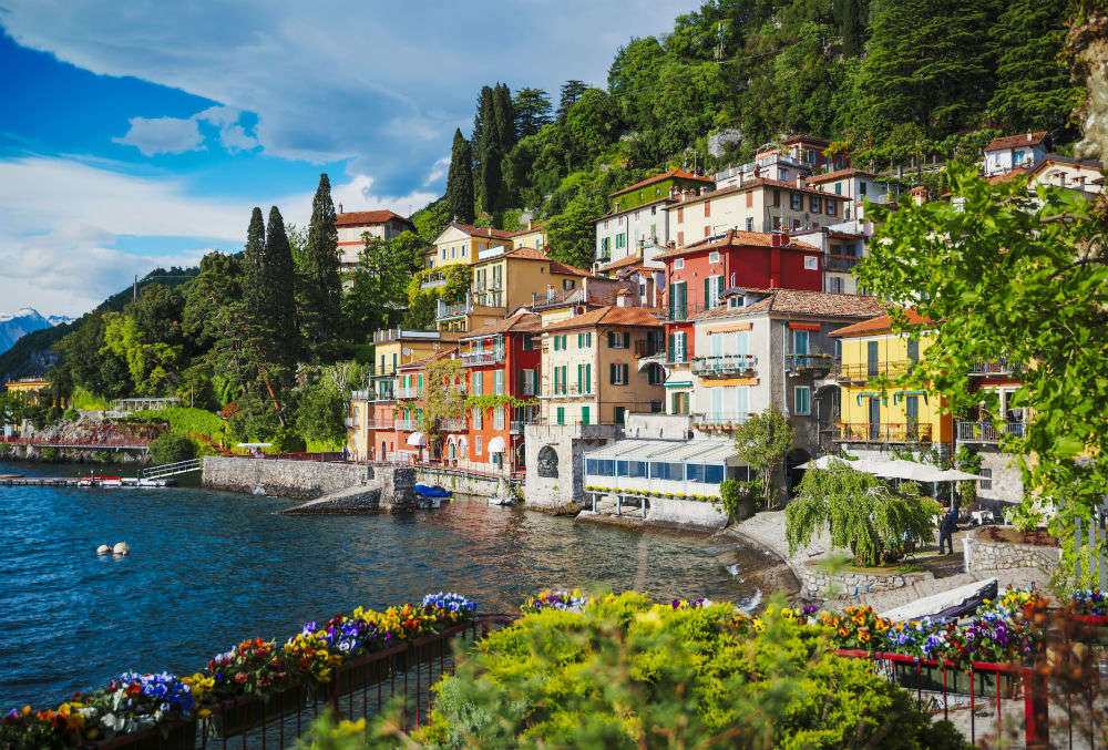 This is why Isha Ambani fell in love with Italy's Lake Como