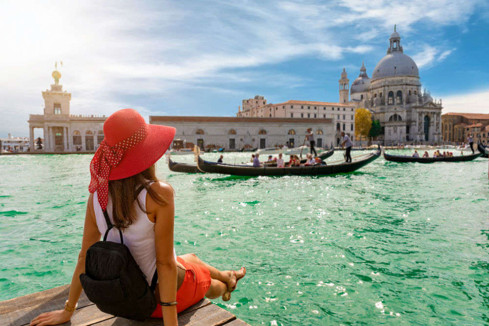 Venice soon to start fining tourists for sitting in 'undesignated' areas