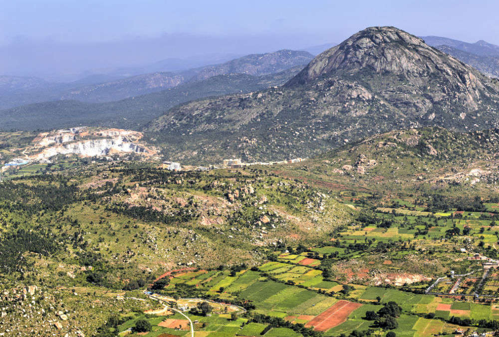 What makes Nandi Hills an ideal getaway from Bengaluru?