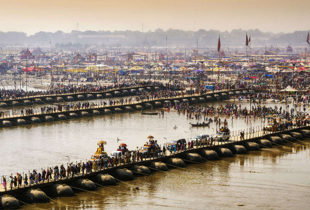 Ardha Kumbha Mela starts with much fanfare; your guide to the mega event