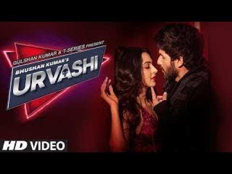 Latest Hindi Song Urvashi Sung By Yo Yo Honey Singh Feat. Shahid Kapoor And  Kiara Advani   Hindi Video Songs - Times of India