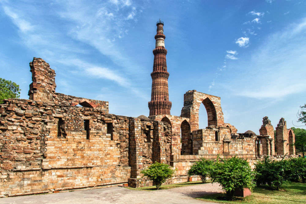 Qutub Minar awarded best monument for differently-abled