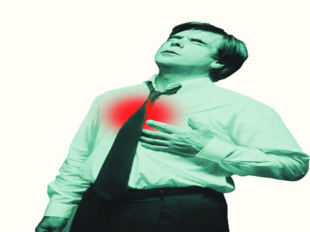 3 heart attacks every hour in Gujarat says EMRI 108 data