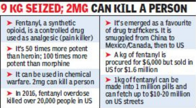Indore: 'Doomsday chemical' seized, 'US-hating' scholar