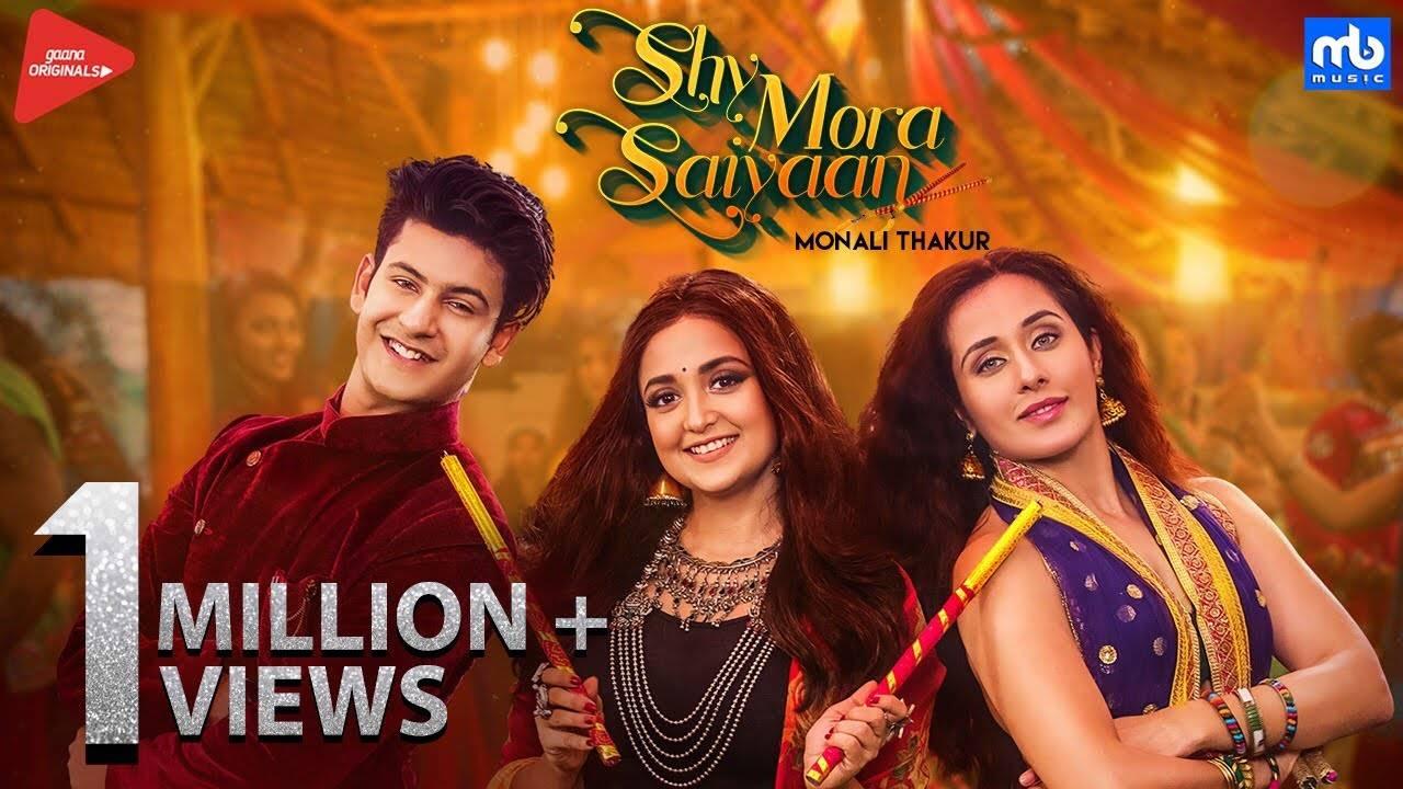 Latest Hindi Song Shy Mora Saiyaan Sung By Meet Bros Ft  Monali Thakur And  Piyush Mehroliyaa