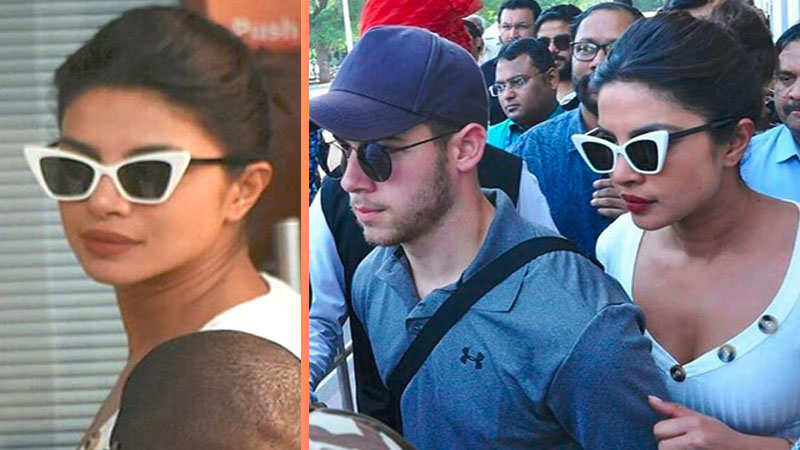Priyanka Chopra and Nick Jonas hunting for wedding venues in Jodhpur?