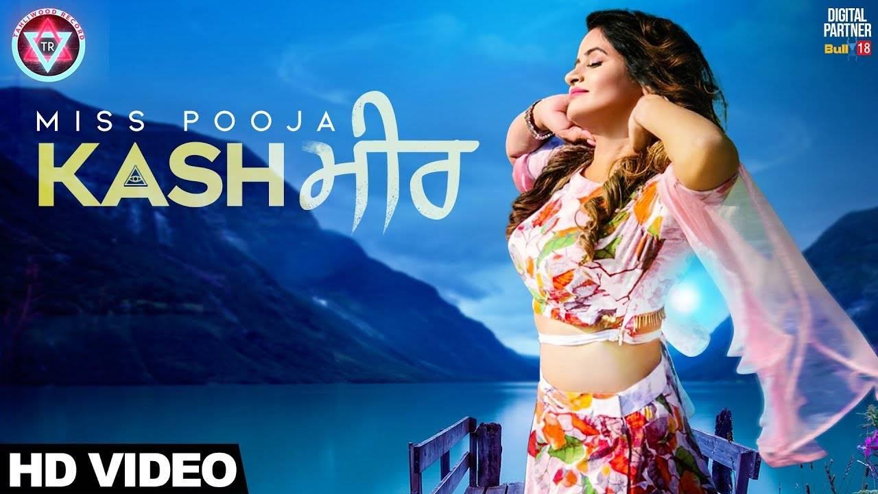 Latest Punjabi Song Kashmir Sung By Miss Pooja
