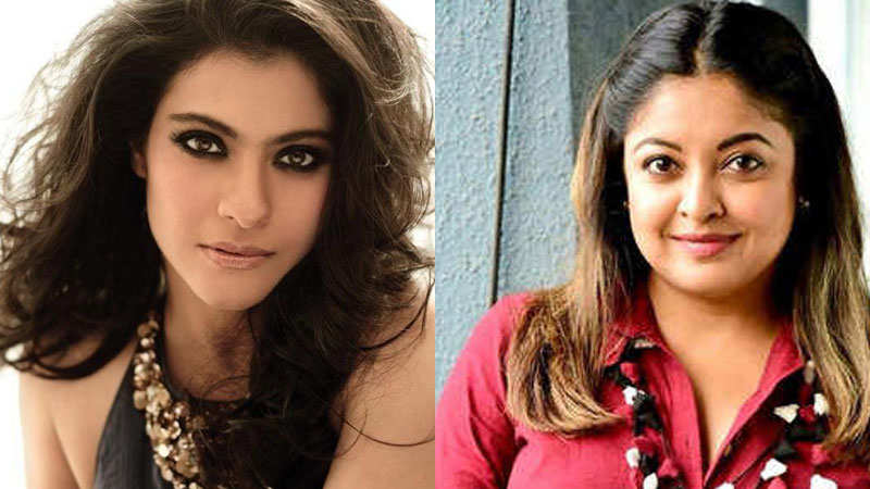 Kajol reacts to Tanushree Dutta-Nana Patekar sexual harassment controversy