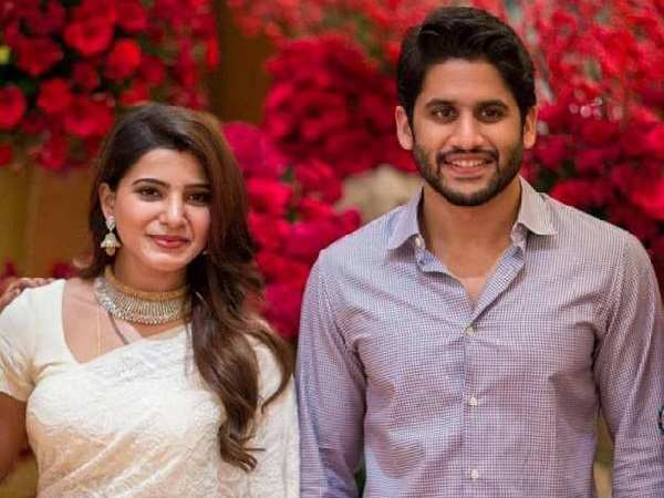 Image result for Samantha Akkineni's anniversary wish for husband Naga Chaitanya is what love is all about images