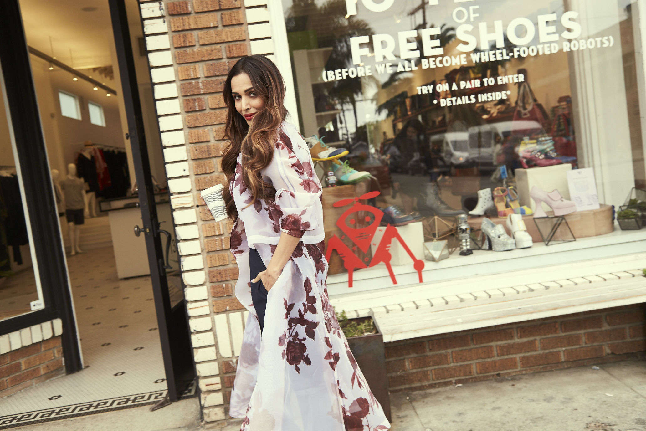 Travel goal: Malaika Arora's special time in Los Angeles
