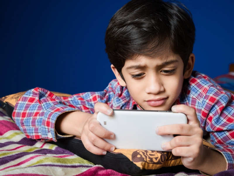 Is your child not getting enough sleep? Blame the phone - Times of ...