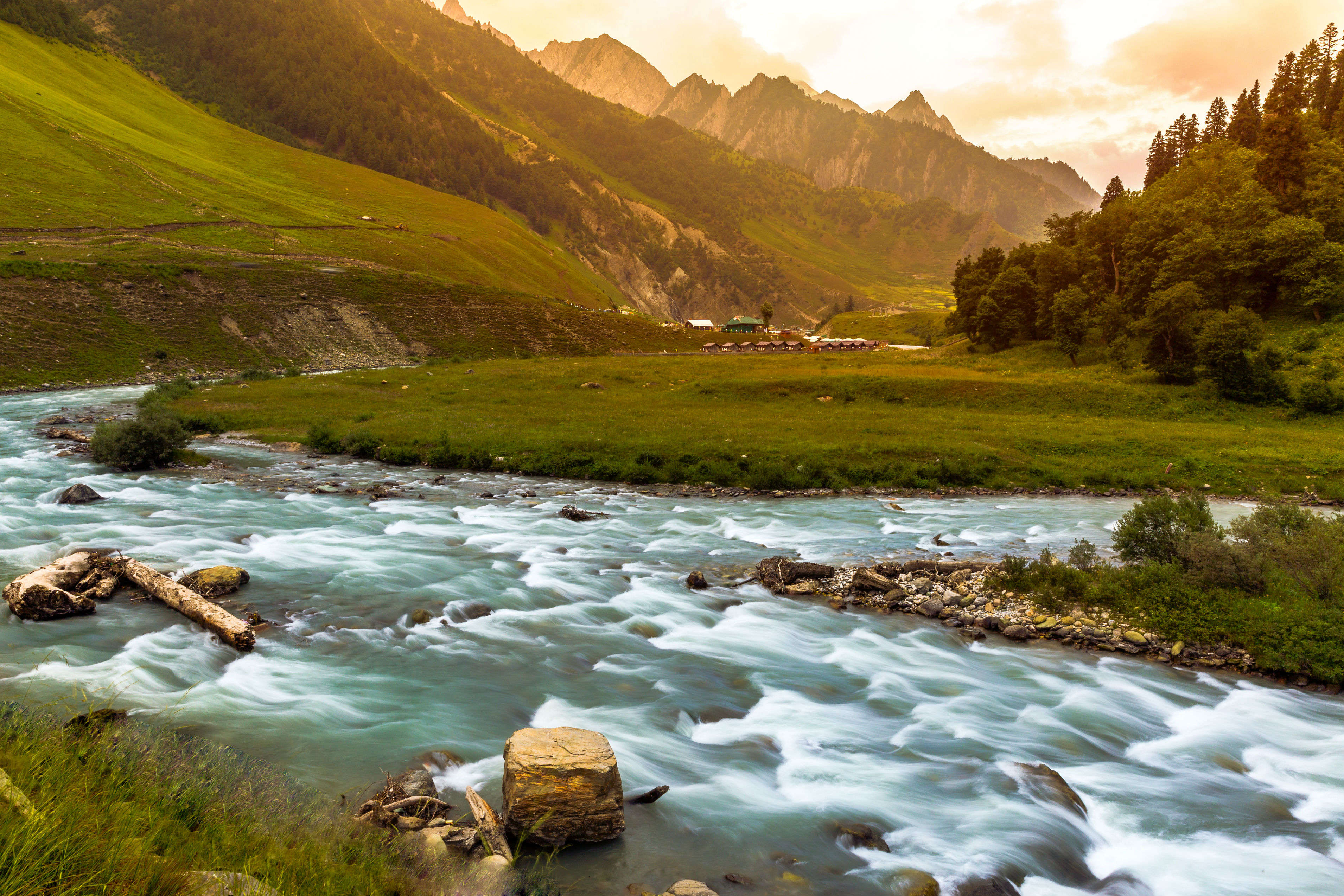 A day-trip to Sonmarg revealed the beauty of Kashmir