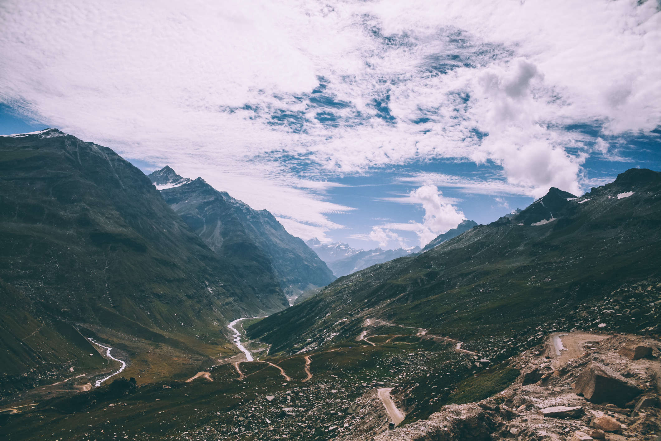 Rohtang Pass opens for tourists