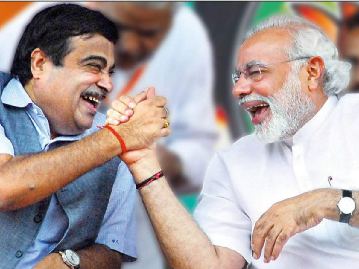 Nitin Gadkari reveals why PM Narendra Modi vowed to put 15 lakh in your account | India News - Times of India