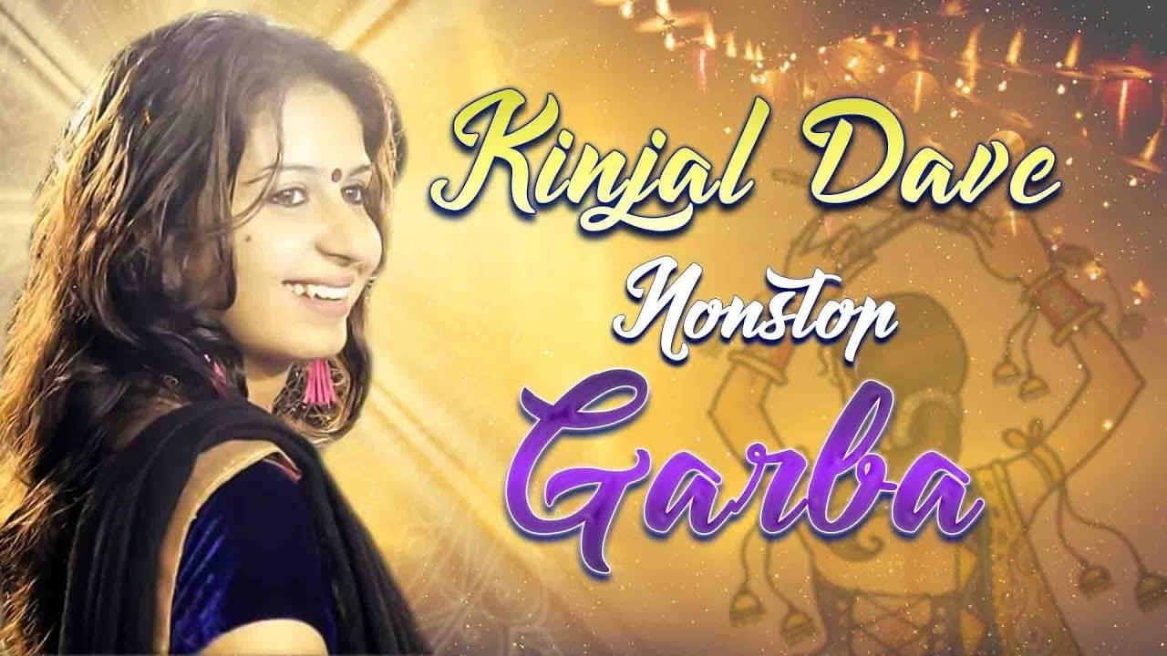 Navratri Special | Kinjal Dave Non-Stop Garba 2018 | Dandiya Raas