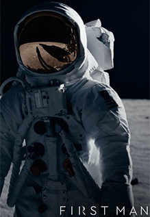 First Man Movie Review {4.5/5}: Critic Review of First Man by Times of India