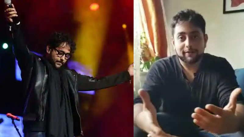 Watch: Shashwat Singh sings 'Ruby Ruby' for his fans