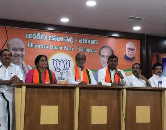 This conference network joins BJP dithers and joins Congress within hours
