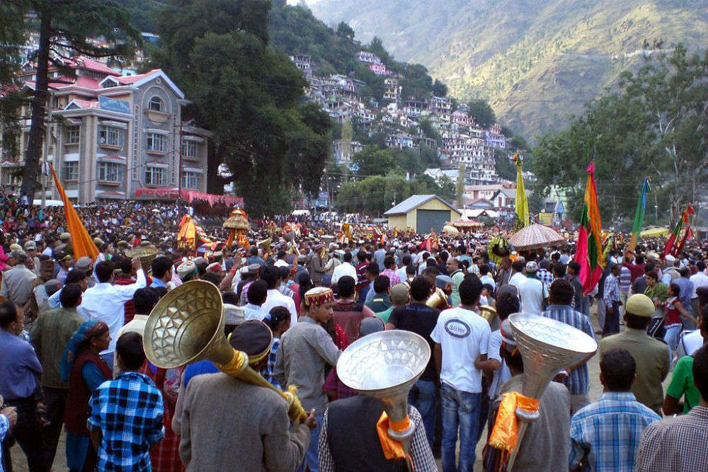 Kullu Dussehra—A royal celebration amidst mountains and valleys