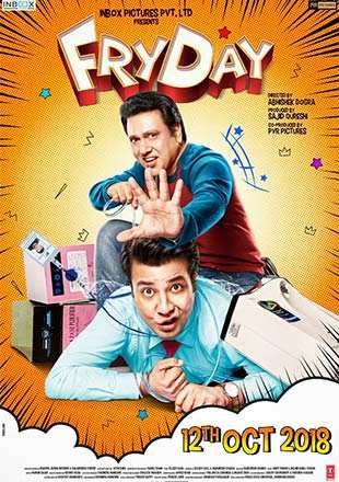 FryDay Movie Review {1.5/5}: Critic Review of FryDay by Times of India