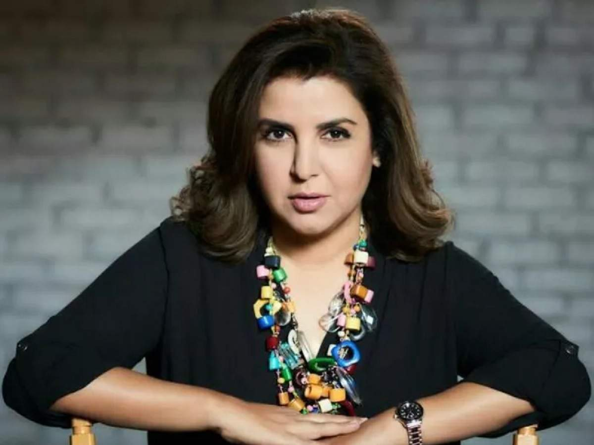 #MeToo Movement: Farah Khan doesn't endorse brother Sajid Khan's behaviour and stands in solidarity with any woman who has been hurt - Times of India