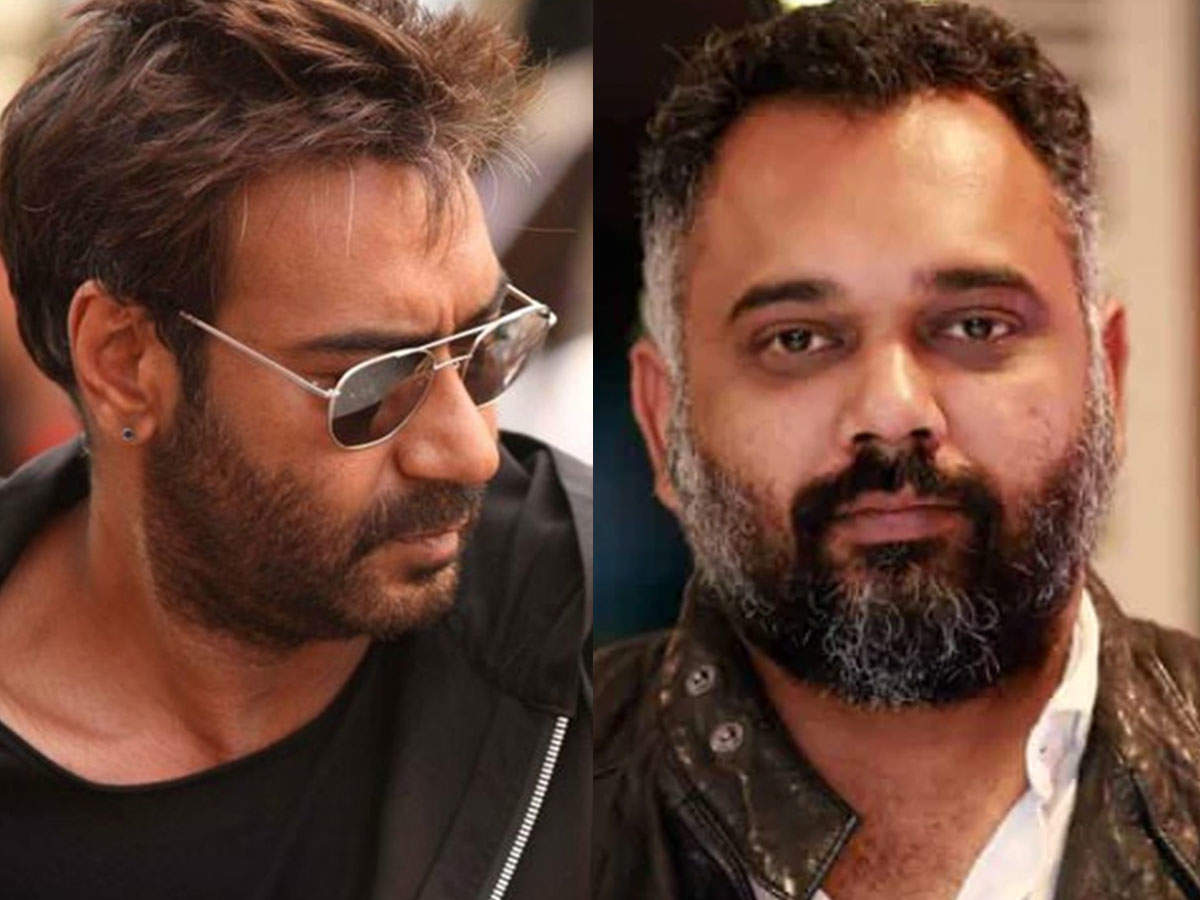 Ajay Devgn: I'm disturbed by all the happenings with regards to #MeToo - Times of India