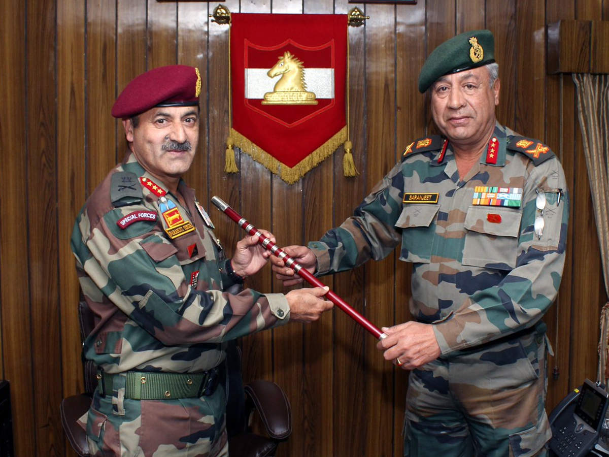 Surgical strikes: Lt Gen Paramjit Singh involved in surgical ...
