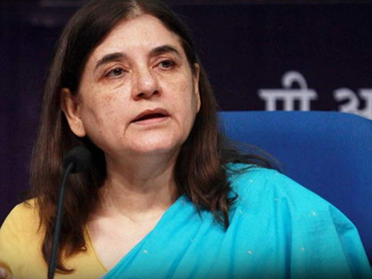 #MeToo Movement: Maneka Gandhi proposes panel to probe allegations - Times of India