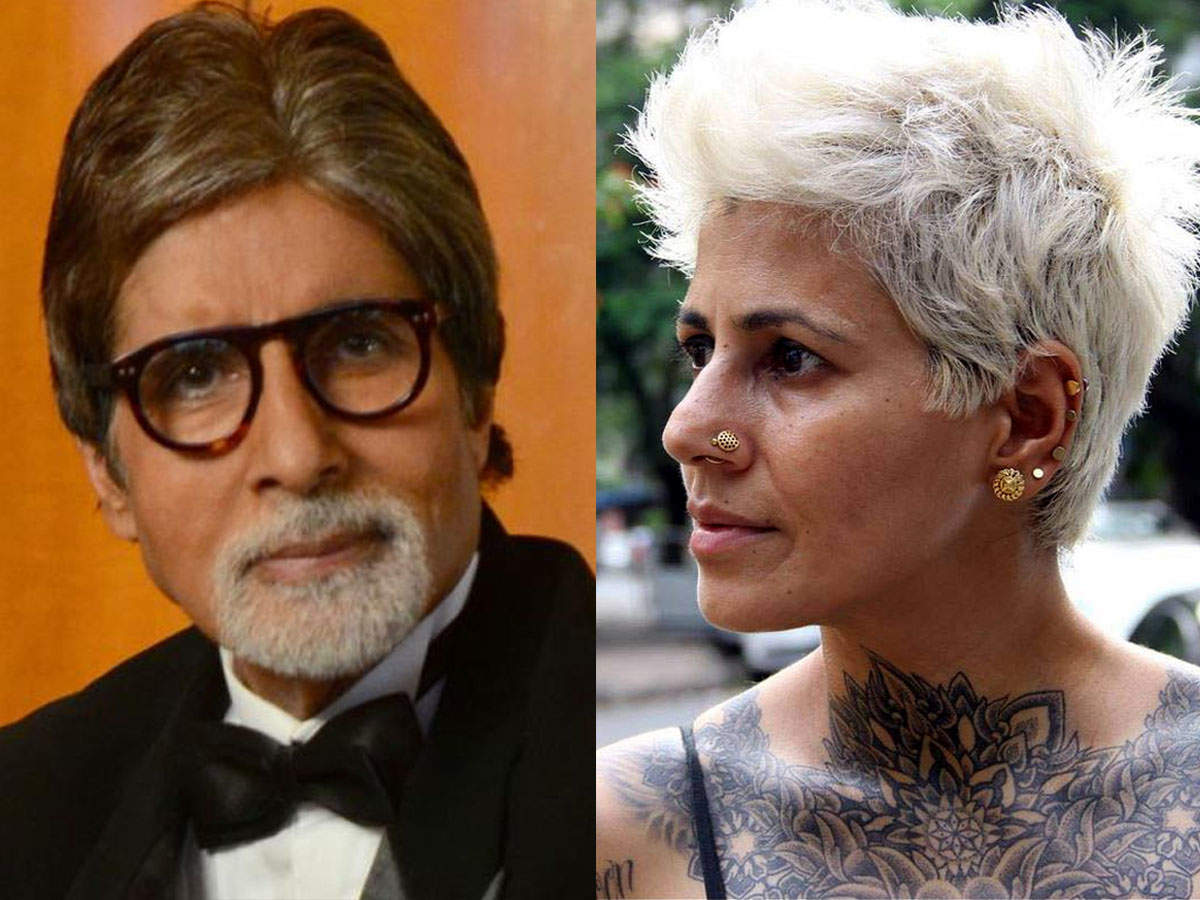 Sapna Bhavnani to Amitabh Bachchan on #MeToo movement: Your truth will come out very soon - Times of India