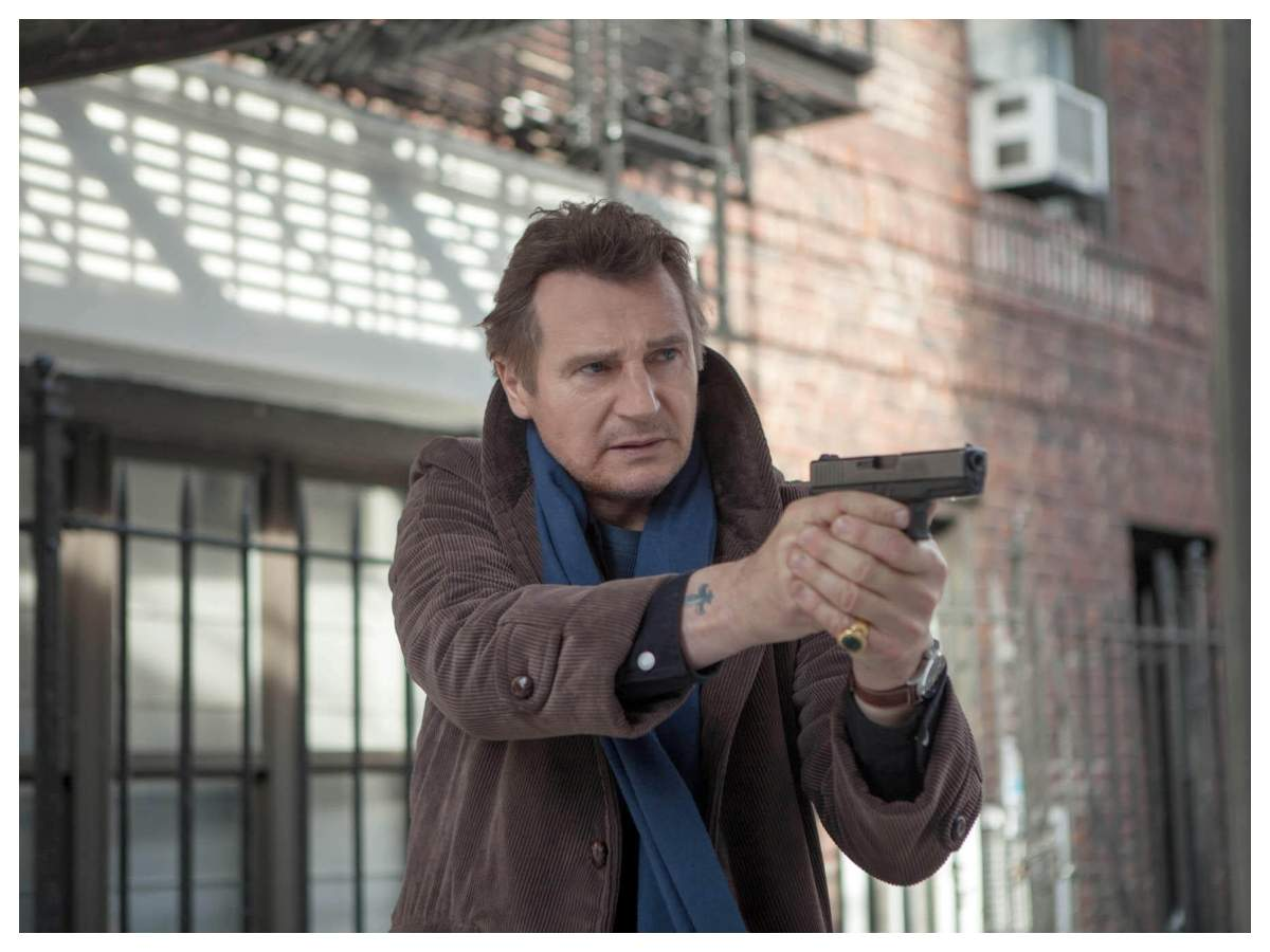 Liam Neeson Kate Walsh To Star In Thriller Honest Thief English Movie News Times Of India