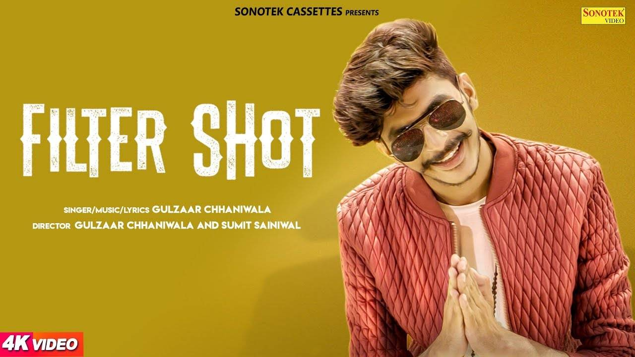 Latest Haryanvi Song Filter Shot Sung By Gulzaar Chhaniwala