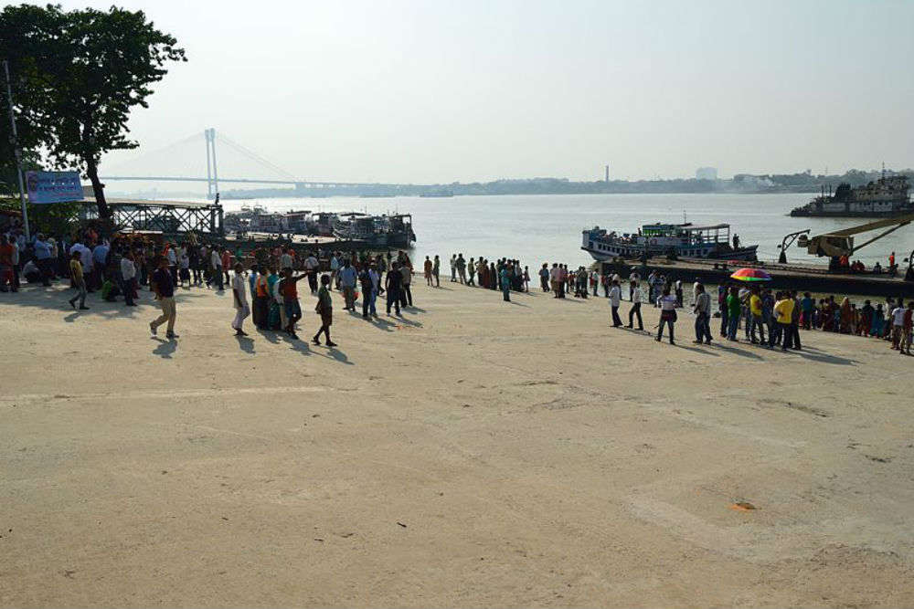 Can't 'ghat' enough: 5 old-world Ganga ghats in Kolkata