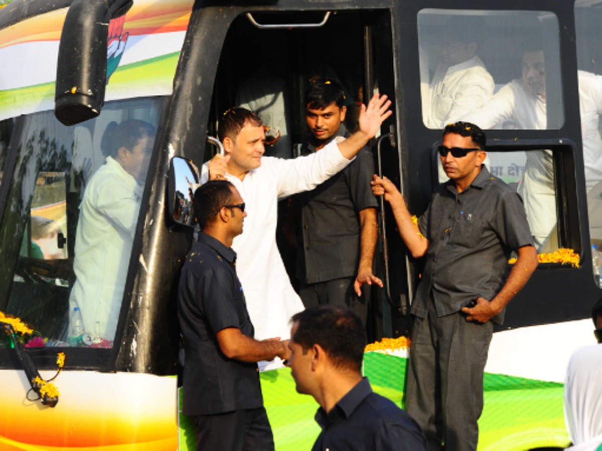 madhya-pradesh-elections-2018-congress-president-rahul-gandhi-holds-roadshow-in-gwalior