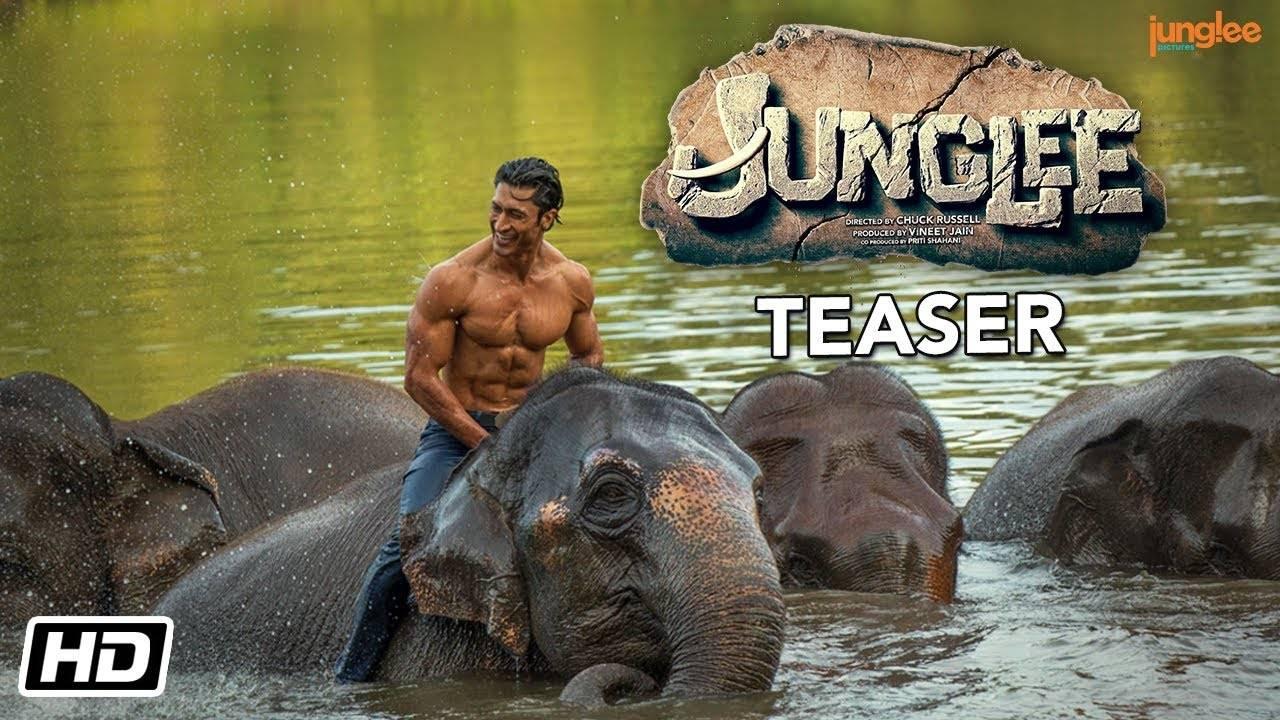 Junglee - Official Teaser