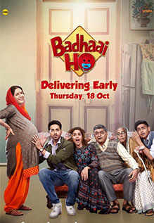 Badhaai Ho Movie Review {4.0/5}: Critic Review of Badhaai Ho by Times of India thumbnail